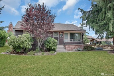 SeaTac Single Family Home For Sale: 4236 S 175th St