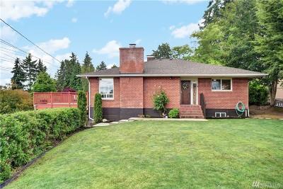 Everett Single Family Home For Sale: 1414 Kossuth Ave