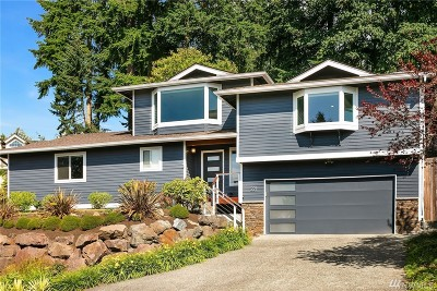 Kirkland Single Family Home For Sale: 221 19th Place