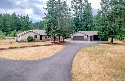 Puyallup Single Family Home For Sale: 6609 167th St E