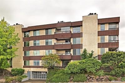 Seattle Condo/Townhouse For Sale: 3421 SW Roxbury St #103
