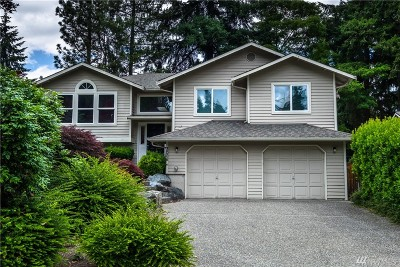 Bellevue Single Family Home For Sale: 3006 162nd Place SE