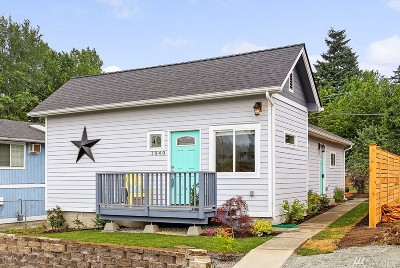Seattle Single Family Home For Sale: 1040 S Director St