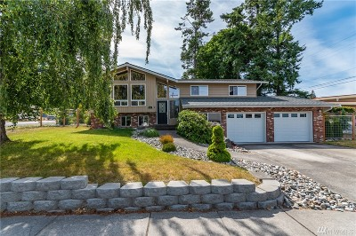 Oak Harbor Single Family Home For Sale: 551 SW Fairhaven Dr