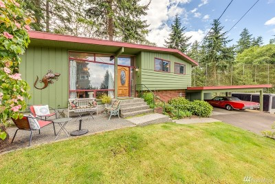 Lynnwood Single Family Home For Sale: 7210 198th St SW