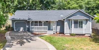 Port Orchard Single Family Home For Sale: 7319 E Center St
