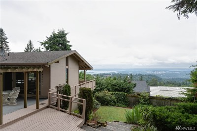 Bellevue Single Family Home For Sale: 5356 153rd Ave SE