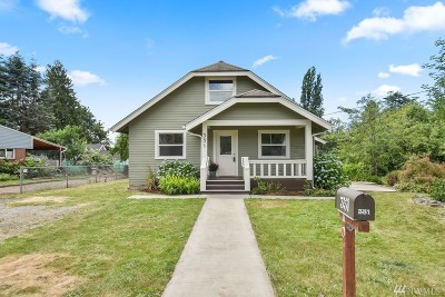Single Family Home For Sale: 351 Kirby Ave NE