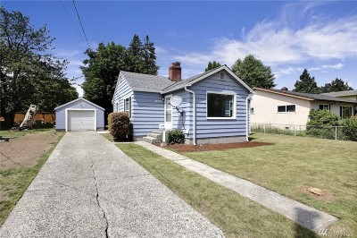 Single Family Home For Sale: 6741 12th Ave SW