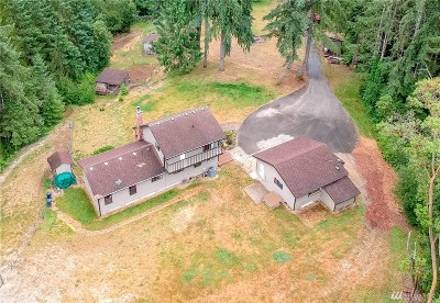 Port Orchard Single Family Home Pending: 11640 12th Man Lane SW