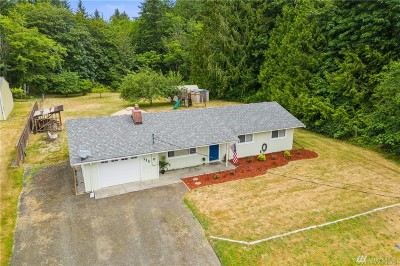 Port Orchard Single Family Home Pending Inspection: 115 May St W