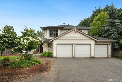 Maple Valley Single Family Home For Sale: 22844 SE 264th Ct