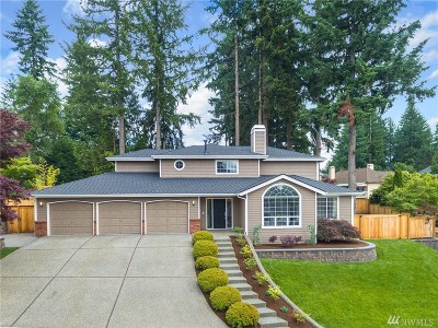 Issaquah Single Family Home For Sale: 24027 SE 37th Place