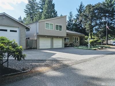 Single Family Home For Sale: 6402 Sierra