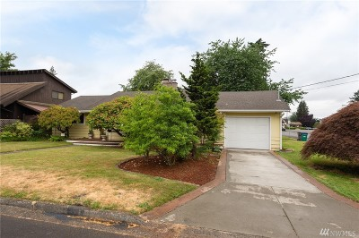 Auburn Single Family Home For Sale: 201 O St SE
