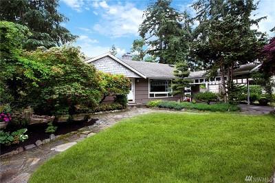 Shoreline Single Family Home For Sale: 721 N 179th St