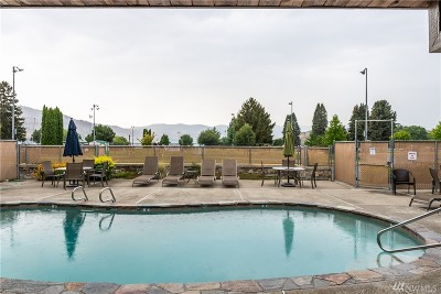 Chelan Condo/Townhouse For Sale: 420 W Manson Rd #4