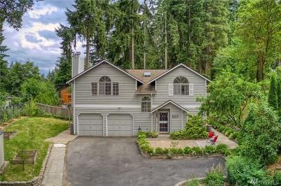 Shoreline Single Family Home For Sale: 18443 15th Ave NE