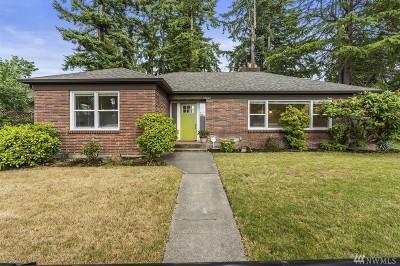 Shoreline Single Family Home For Sale: 18002 Stone Ave N