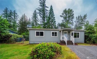 Gold Bar Single Family Home For Sale: 41521 Larson Dr