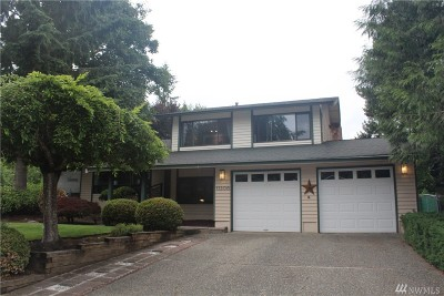 Renton Single Family Home For Sale: 13306 SE 185th Place