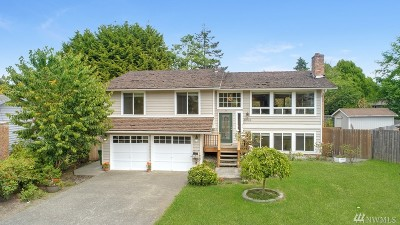 Federal Way Single Family Home For Sale: 33932 28th Place SW