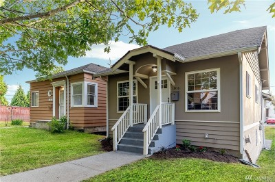 Everett Single Family Home For Sale: 1816 McDougall Ave
