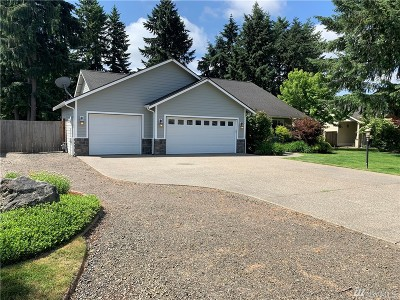 Olympia Single Family Home For Sale: 5111 81st Ave SE