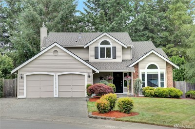 Sammamish Single Family Home For Sale: 23563 NE 29th St