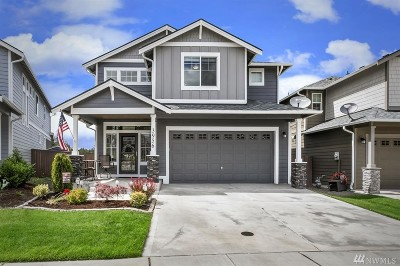 Single Family Home Sold: 3956 Maritime Dr SW