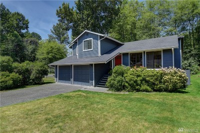 Bothell Single Family Home For Sale: 1113 232nd Place SW