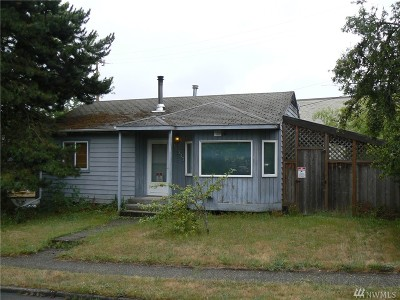 Shoreline Single Family Home For Sale: 15337 Stone Ave N