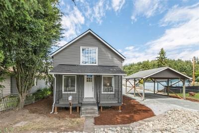 Burlington Single Family Home Pending: 321 Avon Avenue