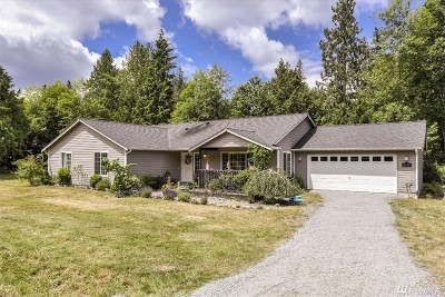 Port Orchard Single Family Home For Sale: 8655 SE Northway Place