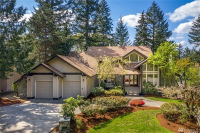 Woodinville Single Family Home For Sale: 14233 212th Dr NE