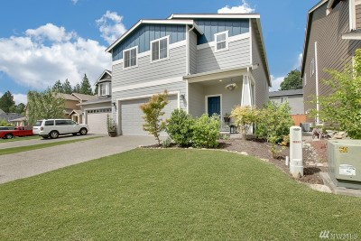 Bonney Lake Single Family Home For Sale: 18009 120th St Ct E