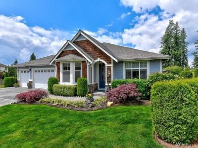 Monroe Single Family Home For Sale: 15026 221st Dr SE