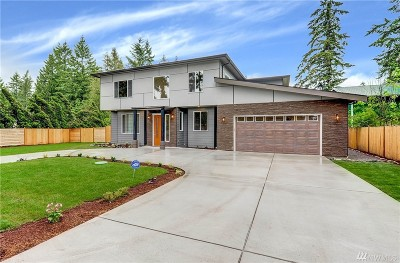 Renton Single Family Home For Sale: 14724 158th Ave SE