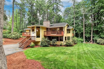 Woodinville Single Family Home For Sale: 19822 NE 189th St