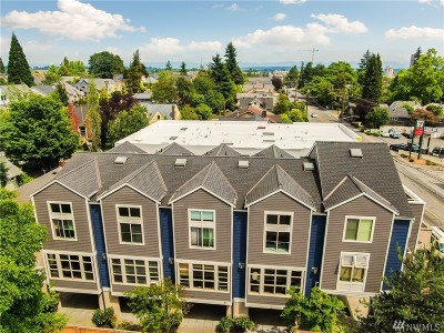 Seattle Single Family Home For Sale: 2502 N 50th St #101