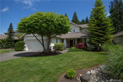 Port Ludlow Single Family Home For Sale: 124 Clear View Place