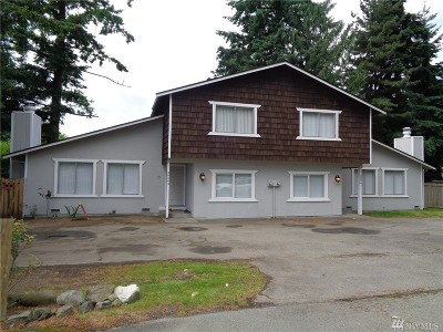Multi Family Home For Sale: 30341 14th Ave S