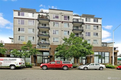 Seattle Condo/Townhouse For Sale: 12334 31st Ave NE #308