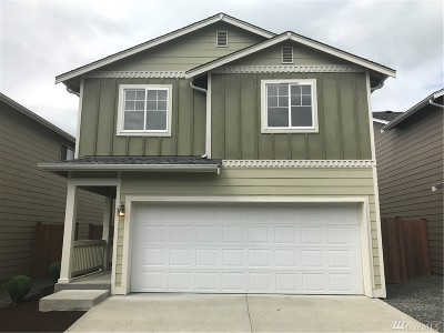 Marysville Condo/Townhouse For Sale: 4772 147th Place NE