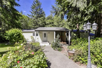 Port Orchard Single Family Home For Sale: 9459 Lawrence Dr SE