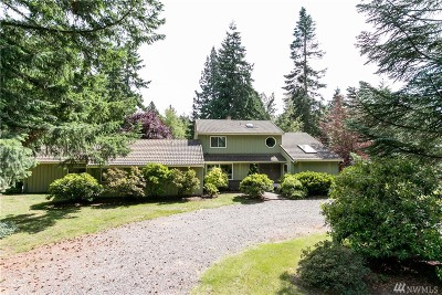 Single Family Home For Sale: 7088 Atwood Rd