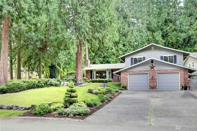 Bothell Single Family Home For Sale: 19302 5th Dr SE