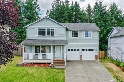 Port Orchard Single Family Home Pending Inspection: 2818 Copper Creek Dr SE