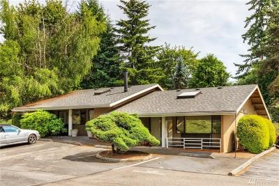 Bellevue Condo/Townhouse For Sale: 14140 SE 17th Place #A1