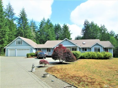 Gig Harbor Single Family Home For Sale: 12813 156th Av Ct NW